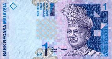 One ringgit (RM1)