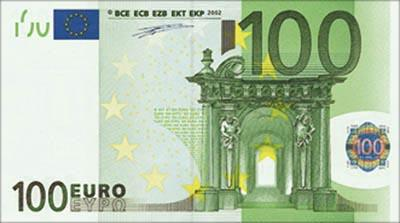 Euro 100 (Front)