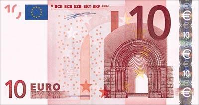 Euro 10 (Front)