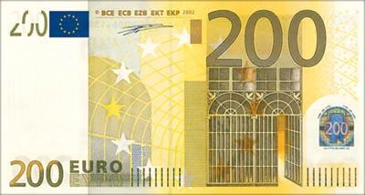 Euro 200 (Front)