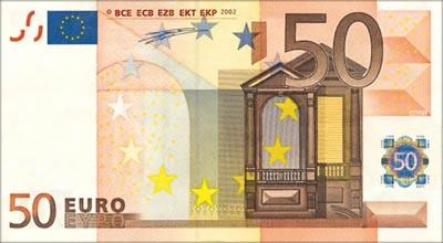 Euro 50 (Front)