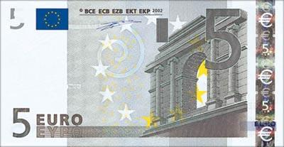 Euro 5 (Front)